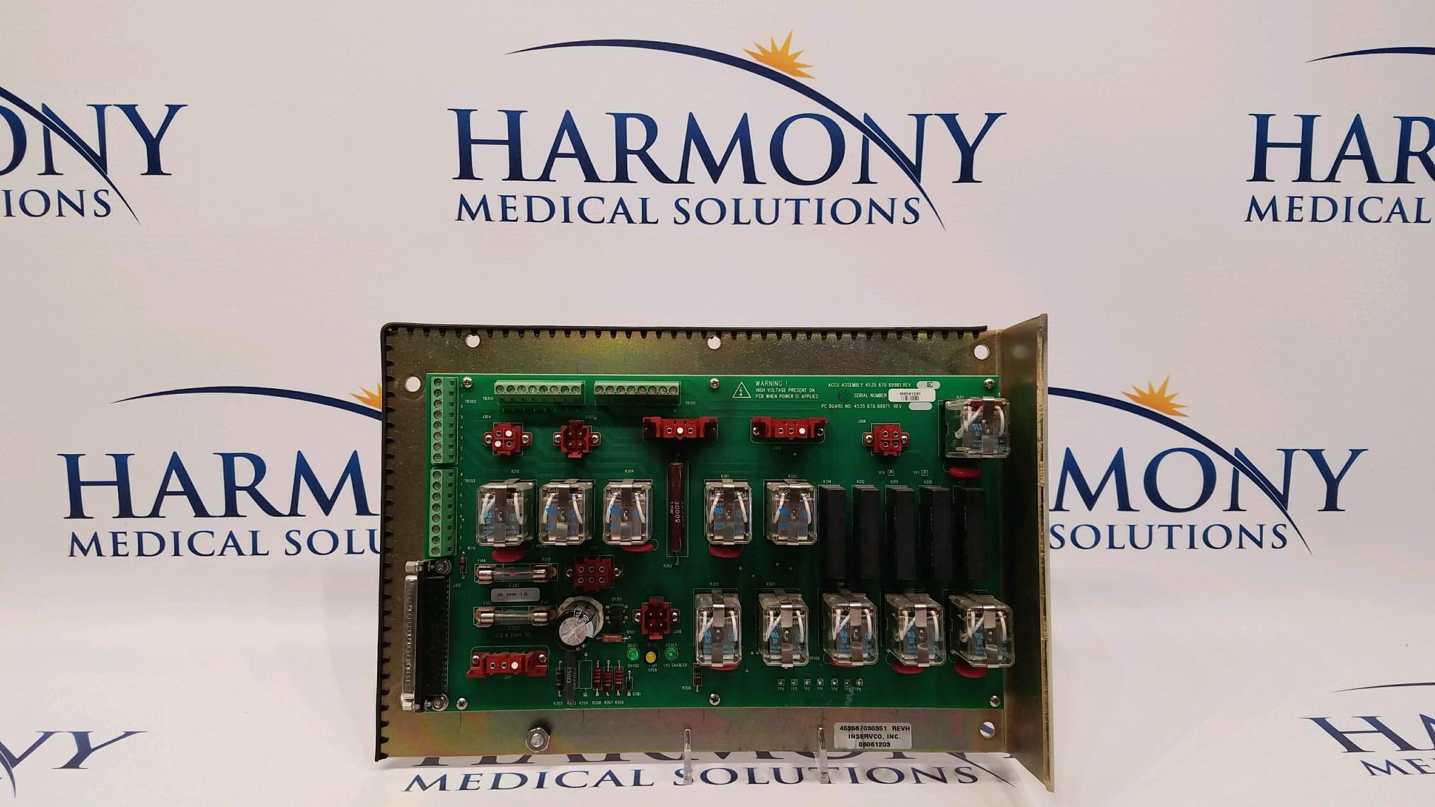 ACCU-AC Control Unit PCB 453567069982 – Harmony